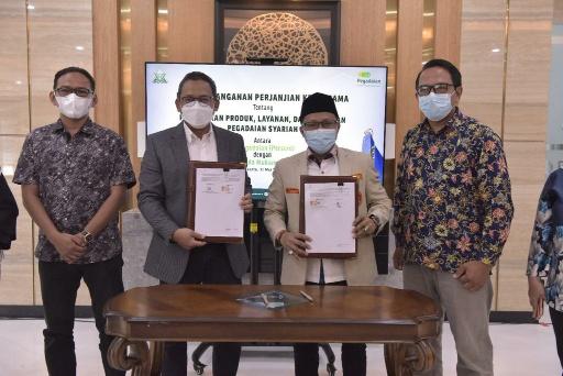 Tingkatkan Pemberdayaan Umat, Pegadaian Gandeng PP Pemuda Muhammadiyah