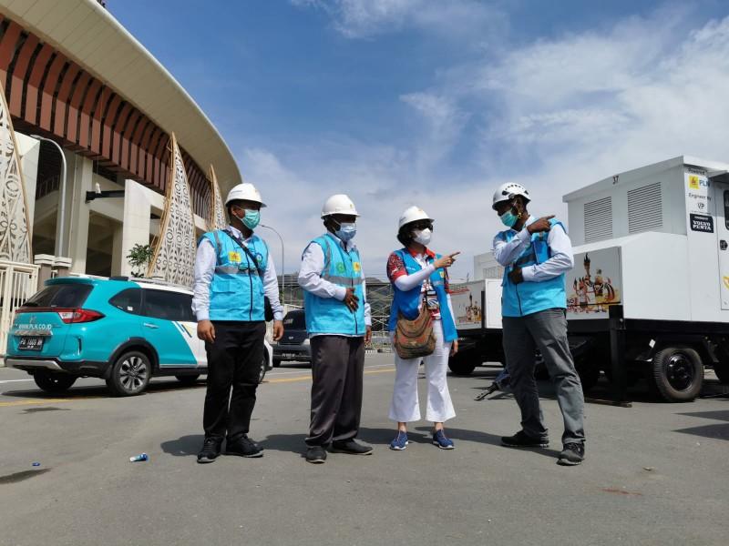 Dukung PON di Papua, PLN Gelontor Rp313 Miliar dan Siagakan 1.574 Personel