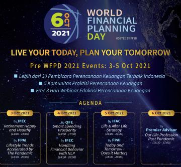 Webinar Nasional Sambut World Financial Planning Day 2021